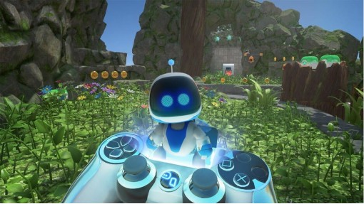location console : PS4 Pro & PS VR : Hero Pack - Tester le Playstation VR